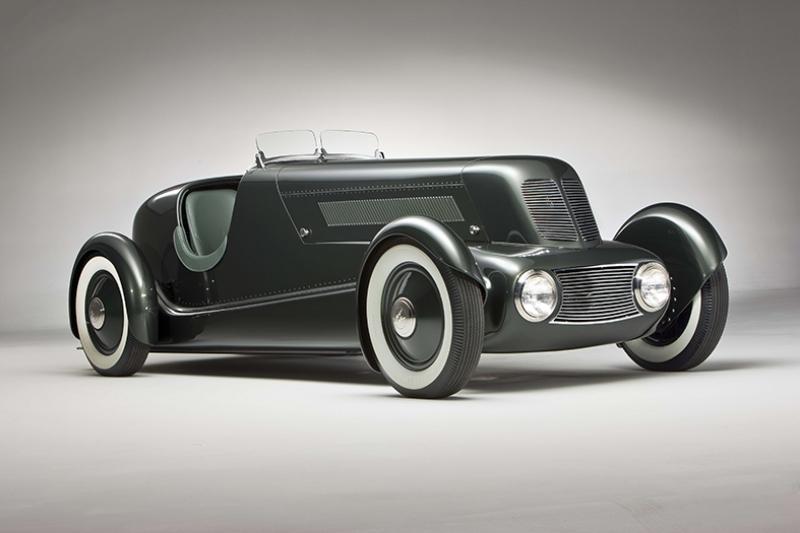 1932 Ford Speedster Otomobil Araçlar Kanvas Tablo