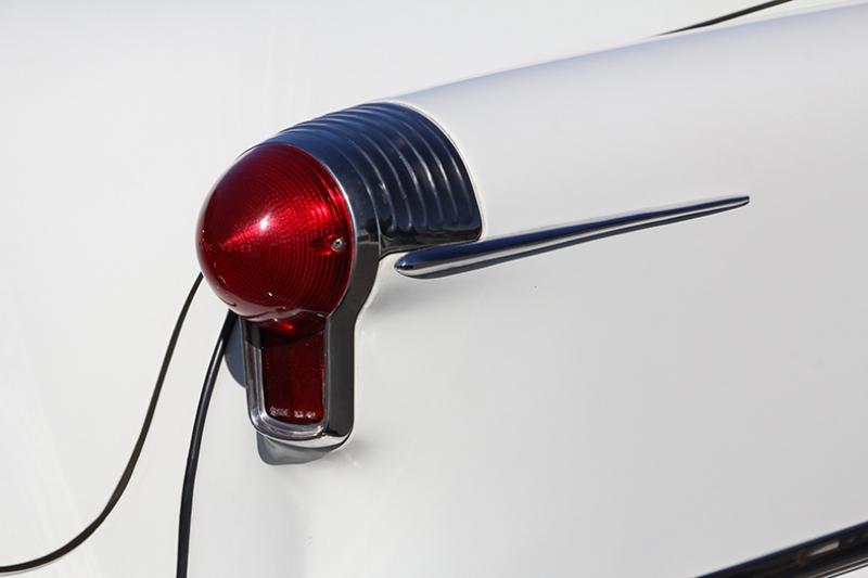 1953 Ford Fiesta Araçlar Kanvas Tablo