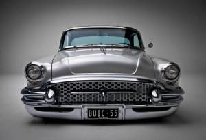 1955 Model Buick Klasik Otomobiller 1 Eski Klasik Amerikan Arabalar Poster Araclar Kanvas Tablo