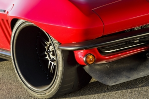 1965 Chevrolet Chevy Otomobil Araçlar Kanvas Tablo