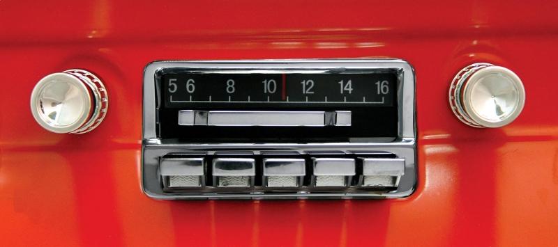 1967 Model Ford Mustang Ön Panel Radyo 5 Klasik Otomobiller Araçlar Kanvas Tablo