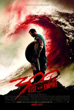 300 Spartalı Film Afişi Kanvas Tablo