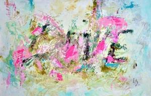 Abstract 12 Sanat Kanvas Tablo