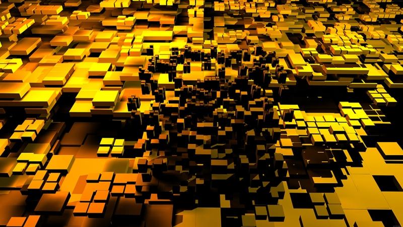 Abstract Duvar Kağıdı Dijital ve Fantastik Kanvas Tablo
