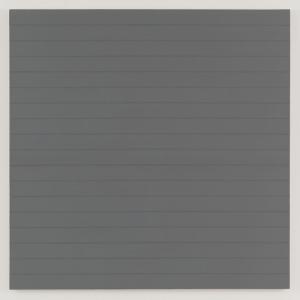 Agnes Martin - 4 Arkadaşık Soyut Abstract Klasik Sanat Canvas Tablo
