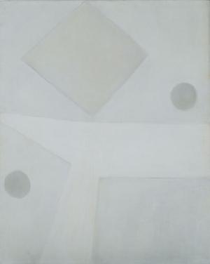 Agnes Martin 6 Liman Soyut Abstract Klasik Sanat Canvas Tablo