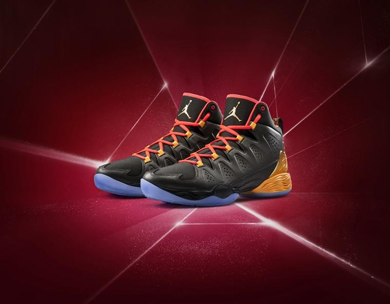 Air Jordan Ayakkabı Spor Kanvas Tablo