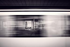 Algı Siyah Beyaz Fotoğraf Kanvas Tablo