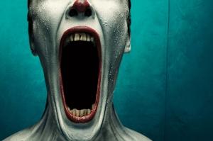 American Horror Story Poster Kanvas Tablo