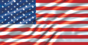 Amerikan Bayrağı Usa Bayrak Amerika Birlesik Devletleri Bayrağı Coğrafya Kanvas Tablo