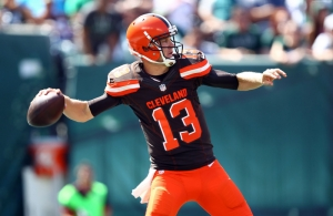 Amerikan Futbolu Josh Mccrown Cleveland Browns Spor Kanvas Tablo