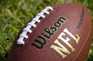 Amerikan Futbolu Topu 2 Spor Kanvas Tablo