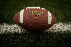 Amerikan Futbolu Topu Spor Kanvas Tablo