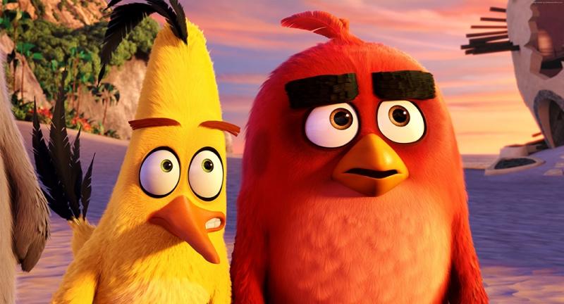 Angry Birds Popüler Kültür Kanvas Tablo