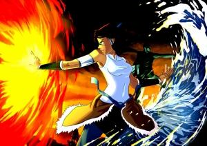 Anime Dövüşcüler 2 Bebek & Çocuk Dünyası Kanvas Tablo