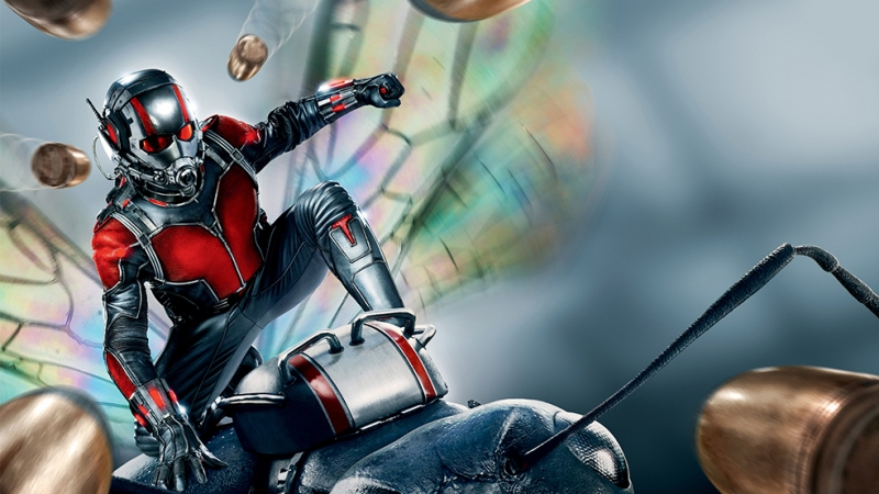 Ant Man Sinema Kanvas Tablo