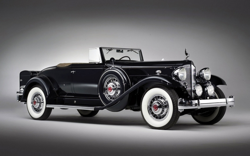 Antika Klasik Otomobiller 1 Eski Amerikan Klasik Arabalar Poster Araclar Kanvas Tablo
