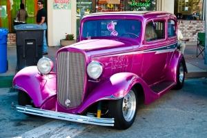 Antika Klasik Otomobiller 13 Eski Amerikan Klasik Arabalar Poster Araclar Kanvas Tablo
