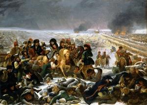 Antoine Jean Gros Napalyon On The Battlefield Yağlı Boya Sanat Kanvas Tablo