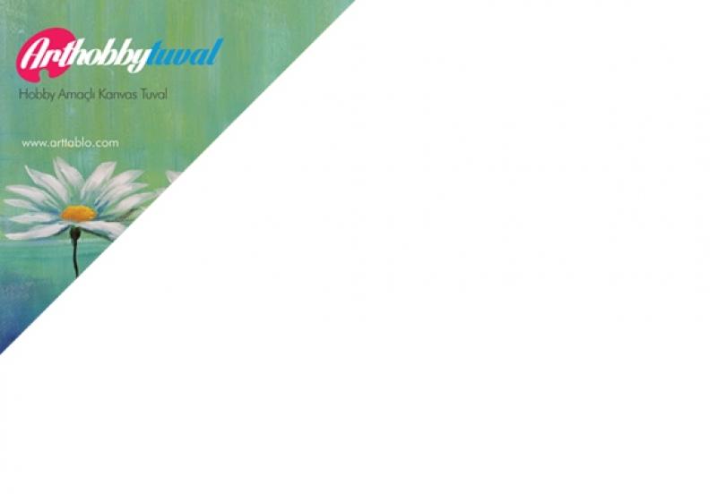 Art Hobby Tuval - 40cm x 120cm