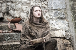 Arya Stark 2 Game Of Thrones Popüler Kültür Kanvas Tablo