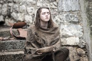 Arya Stark 2 Game Of Thrones Popüler Kültür Kanvas Tablo