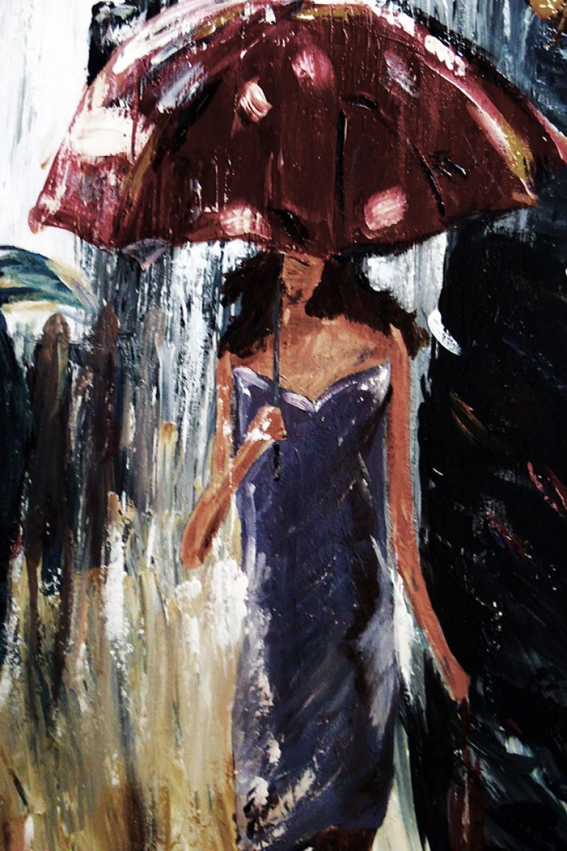 Aşk-2a Sanat Kanvas Tablo