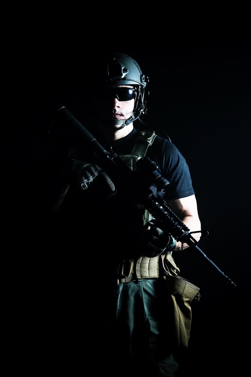 Asker 2 Askeri Kanvas Tablo