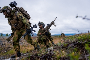 Askerler Askeri Kanvas Tablo