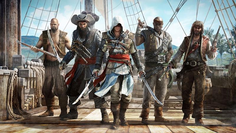 Assassins Creed Süper Kahramanlar Kanvas Tablo 2