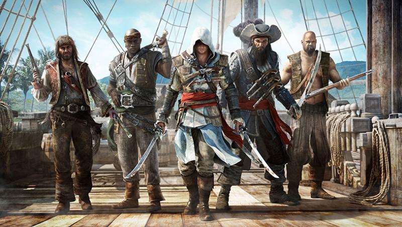 Assassins Creed Süper Kahramanlar Kanvas Tablo