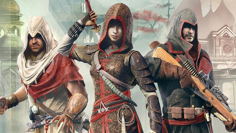 Assassins S Creed Popüler Kültür Kanvas Tablo