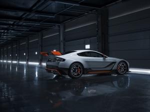 Aston Martin GT3 Spor Otomobil Kanvas Tablo