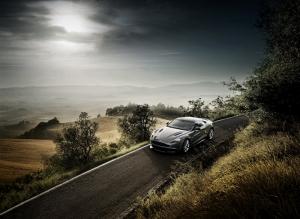 Aston Martin Spor Otomobil Kanvas Tablo