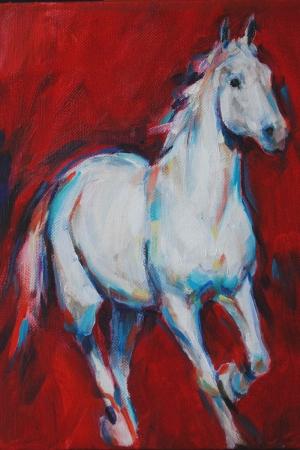 Atlar-42 Klasik Sanat Kanvas Tablo