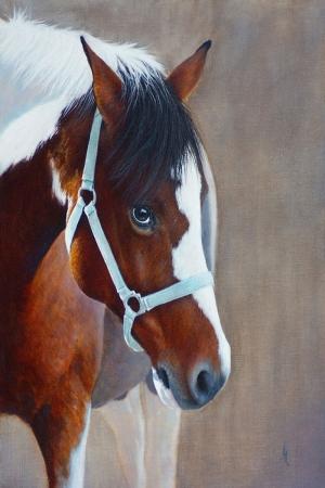 Atlar 6 Yağlı Boya Sanat Kanvas Tablo