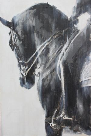 Atlar-60 Klasik Sanat Kanvas Tablo