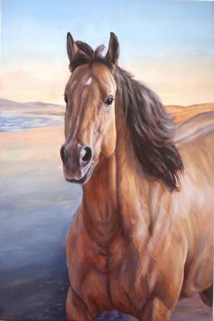Atlar-64 Klasik Sanat Kanvas Tablo