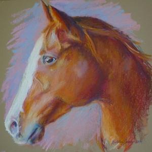 Atlar-65 Klasik Sanat Kanvas Tablo