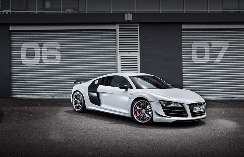 Audi R8 GT Otomobil Araçlar Kanvas Tablo