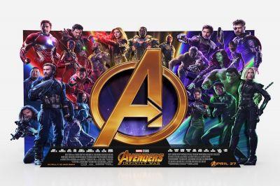Avengers Infinity War -1