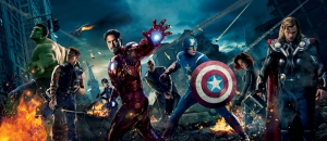 Avengers Marvel Kanvas Tablo 2