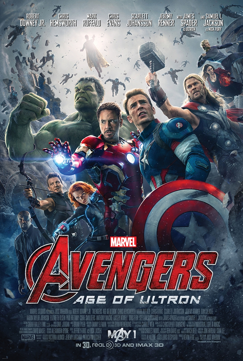 Avengers Marvel Kanvas Tablo
