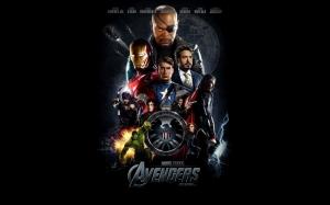 Avengers - Yenilmezler Süper Kahramanlar-2 Kanvas Tablo