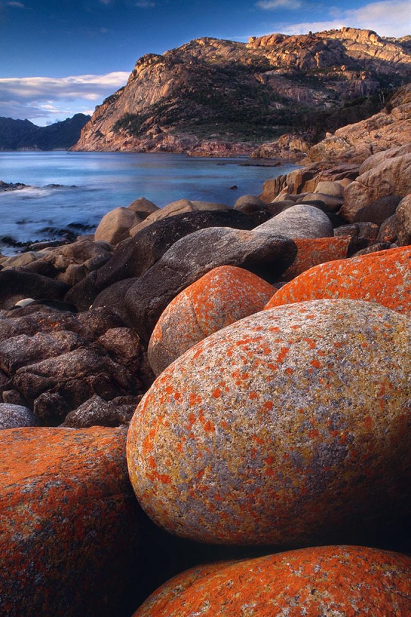 Avustralya Deniz Sahil 12 Doğa Manzaraları Kanvas Tablo