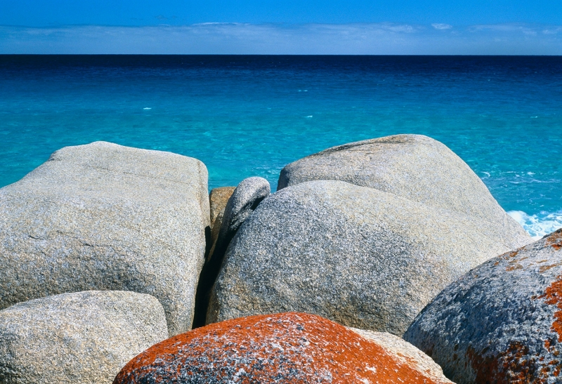 Avustralya Deniz Sahil 14 Doğa Manzaraları Kanvas Tablo