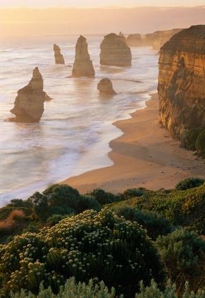 Avustralya Deniz Sahil 17 Doğa Manzaraları Kanvas Tablo
