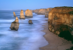 Avustralya Deniz Sahil 18 Doğa Manzaraları Kanvas Tablo