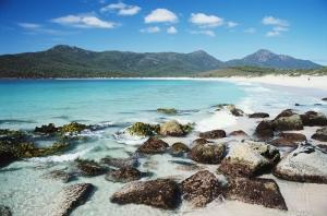 Avustralya Deniz Sahil 2 Doğa Manzaraları Kanvas Tablo