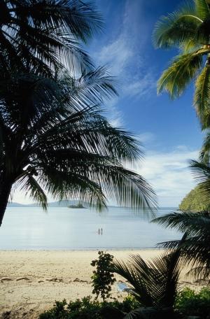 Avustralya Deniz Sahil 3 Doğa Manzaraları Kanvas Tablo